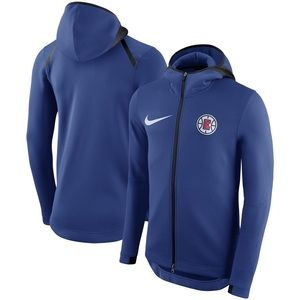LA Clippers Therma Flex Fullzip Performance Hoodie